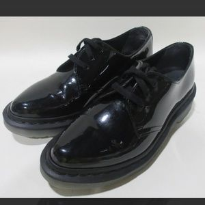 Dr. Martens Oxford Shoes Dressy Patent Leather NEW